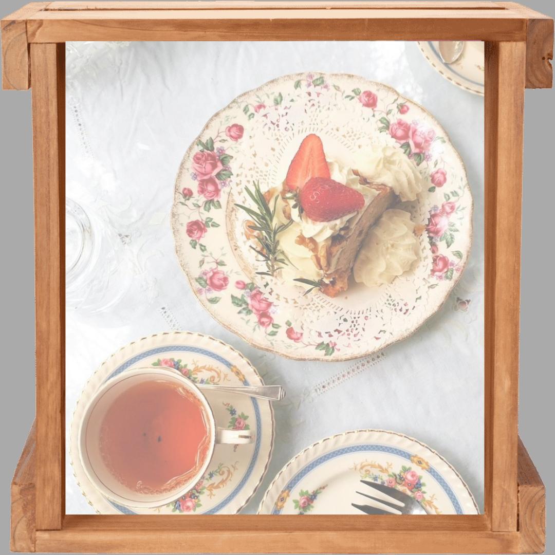 Daisy Tea Garden
